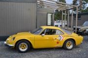 Renault Alpine A 110. Huff, i skrivende stund ble jeg litt usikker