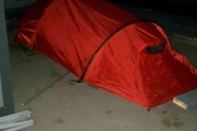 Ok, barna våres har lagt seg i teltet og vi kan puste litt ut