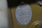 Ovalt merke R1181 gearboks type og basic 45-146 fabrikk nummer 0447234