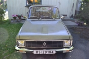 Renault 6 TL front