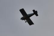 Morten 14 november 2020 - LN-ABA med en oppvisning over Høyenhall, at et fly, flyr forbi :-)