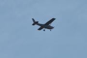 Morten 17 oktober 2020 - LN-EDB over Høyenhall, det er et Cessna 182S og tilhører nok på Kjeller flyplass dette også