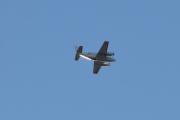 Morten 27 november 2020 - LN-NAB over Høyenhall, det er Piper PA-31-310 Navajo C. Dette bekrefter at jeg må bli venn med Blom Geomatics eller Blom Aviation
