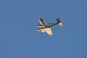 Morten 27 november 2020 - LN-NPZ over Høyenhall, så Piper PA-31-310 Navajo kom og underholdt meg