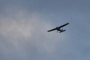 Morten 7 november 2020 - LN-NPK over Høyenhall, det er et Cessna 172B fra 1961
