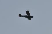 Morten 7 november 2020 - Veteranflyet F-AN over Høyenhall, dem gjør det ikke enkelt for meg. Men jeg har en mistanke på at det er LN-ACL som er en Piper PA-19 fra Nedre Romerike Flyklubb