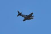 Morten 30 august 2020 - LN-FKE over Høyenhall, det er et Piper PA-31 Navajo