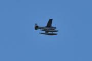 Morten 30 august 2020 - LN-KAO over Høyenhall, det er et Cessna A185E Skywagon og flyet er fra 1967