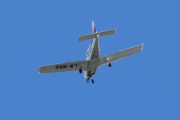 Morten 5 september 2020 - LN-NAG over Høyenhall, det er et Piper Warrior PA-28-161