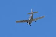 Morten 5 september 2020 - LN-NAG over Høyenhall, dette flyet har vært med på internasjonale turer, blant annet til Nord Afrika, Hellas etc. De fleste har vel lest om flyet i Per Julius Helwegs bok?