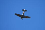 Morten 5 september 2020 - LN-TEX over Høyenhall, hvorfor han kommer i dag igjen, er for å fortelle meg at det er Norwegian Spitfire Foundation som opererer dette
