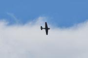 Morten 5 september 2020 - LN-TEX over Høyenhall. Mer enn 15.000 Harvard ble produsert, og Sør-Afrika var det landet som hadde typen lengst i aktiv tjeneste – helt frem til 1995. Harvard anses som et av verdens mest betydningsfulle treningsfly, og verdsettes fortsatt høyt blant piloter – bl.a. av de som ønsker å fly typer som Spitfire og Mustang. Harvard er m.a.o. en flytype som er med på å holde liv i viktig flyhistorie!