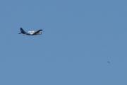 Morten 10 august 2021 - G-OXFG over Sandefjord, det er en Piper PA-34-220T Seneca V fra 2013