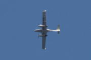 Morten 10 august 2021 - LN-PFF over Sandefjord, dem er dyktige til å fly her nede også, rett i posisjon