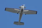 Morten 11 august 2021 - Cessna besøker hytta i Sandefjord, har du sett, og dette er det siste flyet jeg tar bilde av i Sandefjord for denne gang