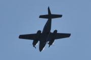 Morten 4 august 2021 - LN-TTB besøker Høyenhall, fant også navnet PA-31-350 Navajo Chieftain og flyet er fra 1982