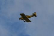 Morten 5 august 2021 - LN-RAF besøker Høyenhall, det er et Van's Aircraft (EX) RV-4