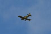Morten 5 august 2021 - LN-RAF besøker Høyenhall, med en marsjfart på 323 km/t så snakker vi fart, takk for besøket og kom gjerne igjen :-)