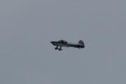 Morten 8 august 2021 - Van's Aircraft over Høyenhall, det har jeg lært meg nå selv om han holder seg langt unna