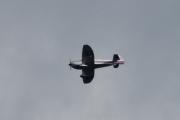 Morten 8 august 2021 - Van's Aircraft over Høyenhall, han legger seg i posisjon, ingen ting å si på flyvningen