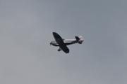 Morten 8 august 2021 - Van's Aircraft over Høyenhall, men neste gang gir du meg 50 meter til, da snakker vi :-)