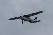 Morten 9 august 2021 - LN-FTE over Tjøme, det er Tønsberg Flyveklubb som eier dette flyet