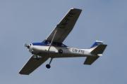 Morten 9 august 2021 - LN-FTE over Tjøme, flyet er et Cessna 172 SP
