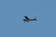 Morten 10 juni 2021 - Ukjent fly over Høyenhall, du er litt for langt unna, men jeg gjetter på at du er et Cessna fly