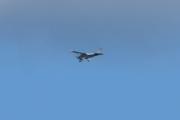 Morten 12 juni 2021 - Cessna over Høyenhall, her kom jeg rett og slett for sent ut på verandaen