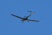 Morten 12 juni 2021 - LN-NEZ kommer tilbake med sitt Diamond Aircraft DA40-D