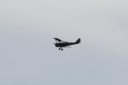 Morten 12 juni 2021 - de Havilland DH.82 Tiger Moth over Høyenhall, jeg er ganske sikker selv om det er langt borte