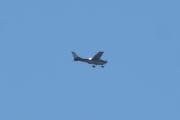 Morten 13 juni 2021 - Cessna over Høyenhall, man holder seg fremdeles litt unna