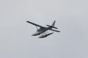 Morten 13 juni 2021 - LN-XXA over Høyenhall, det er et Cessna T206H Amphib fra 2001. Ble importert til Norge i 2018 og eies av Scandinavian Aircraft som holder til på Notodden
