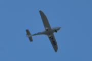 Morten 5 juni 2021 - LN-NRC over Høyenhall, første småflyet i dag, det er Nedre Romerike Flyklubb som kommer på besøk