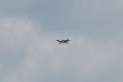 Morten 5 juni 2021 - Ukjent fly over Høyenhall igjen, han flyr et Piper fly og vil ikke identifiseres