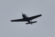 Morten 6 juni 2021 - LN-FWP over Høyenhall, det er første flyet som kommer i dag og det er ikke hvem som helst