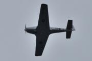 Morten 6 juni 2021 - LN-FWP over Høyenhall, men skal vi presentere flyet? Det er en Piaggio FW P 149 D som ble bygget på lisens i Tyskland av Focke-Wulf