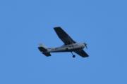 Morten 8 juni 2021 - LN-NRF over Høyenhall, det er Nedre Romerike Flyklubb som kommer med sitt Cessna Aircraft 172S Skyhawk