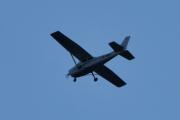 Morten 8 juni 2021 - LN-NRF som er siste flyet i kveld, vi har jo dokumentert den før så vi lar Nedre Romerike Flyklubb få siste ordet