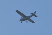 Morten 9 juni 2021 - LN-NRO over Høyenhall, det er Nedre Romerike Flyklubb som kommer med sitt Cessna Aircraft 172S Skyhawk