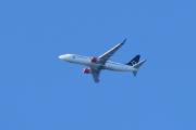 Morten 1 september 2020 - Et stort fly over Høyenhall, kan ikke lese skriften