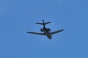 Morten 19 juni 2020 - Jagerfly over Majorstuen, nå skal jeg ikke identifisere denne