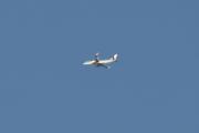 Morten 3 september 2020 - To fly som passerer hverandre, her er det ene som jeg tror er KLM