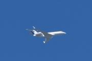 Morten 30 mai 2020 - Stort fly over Høyenhall, men jeg er ikke kar til å finne ut hvem det er