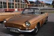 Fredag - Neste er også svensk men det er en Renault Floride fra 1960 med en motor på 39hk
