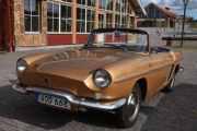 Fredag - Så den siste på rekken er en Renault R 1092 Floride fra 1961 med en motor med 39hk