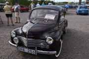 Fredag - Neste bil vi ser er en Renault R 1060-4CV fra 1950. Motoren er en 19 hk