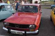Fredag - Neste bil er en Renault 12 TN fra 1975 med en motor på 54hk