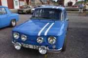 Fredag - Neste bil som vi også skal se på rally i morgen er en Renault R 1135 Gordini fra 1968 med en motor på 97hk