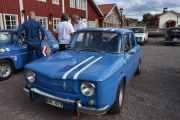 Fredag - Vi gir oss ikke med rallybilene, her kommer det en Renault R 1134 8 Gordini fra 1965 med en motor på 95hk